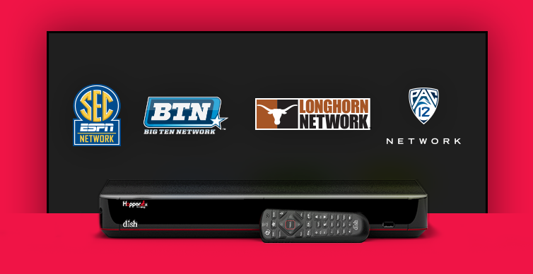 DISH College Sports TV Packages - Broken Arrow, Oklahoma - Graves Satellite - DISH Authorized Retailer