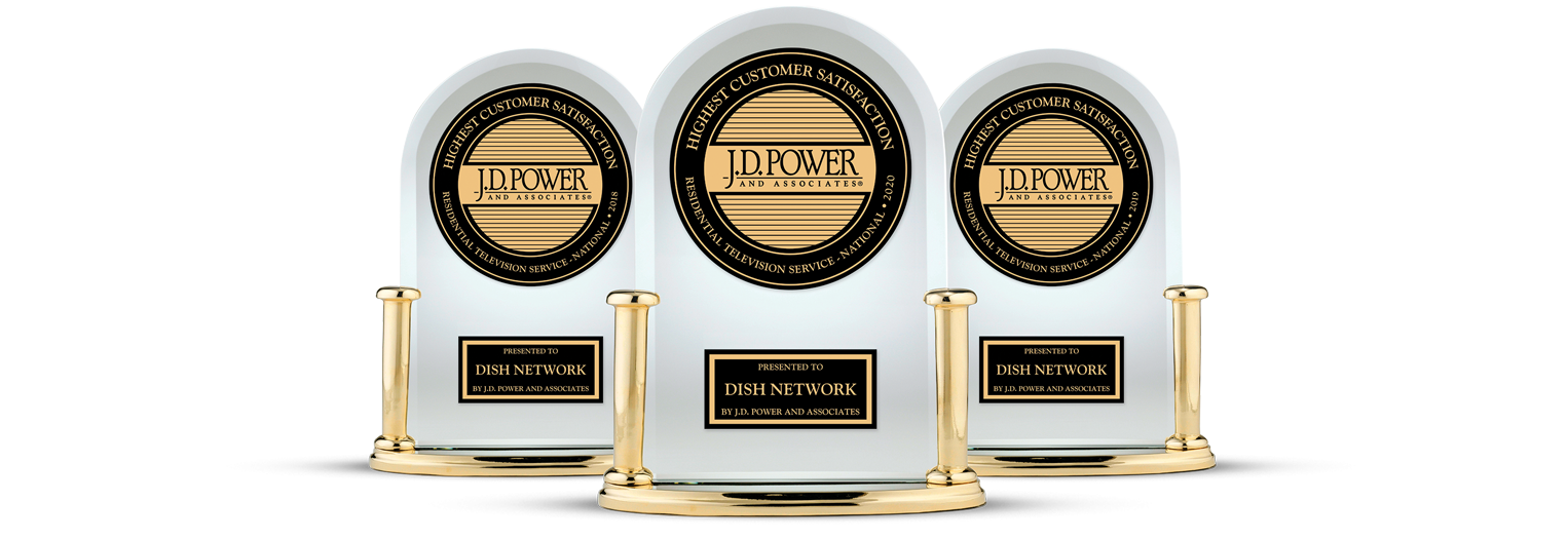 DISH Customer Satisfaction - Ranked #1 by JD Power - Graves Satellite in Broken Arrow, Oklahoma - DISH Authorized Retailer